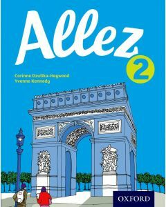 Allez 2 Student Book (Available to Order)