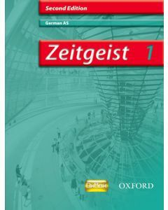 Zeitgeist 1 for EDEXCEL Student Book AS
