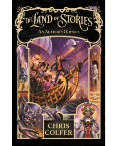The Land of Stories #5: An Author's Odyssey