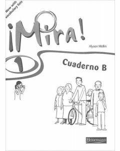¡Mira! 1 Cuaderno (Workbook) B 2e