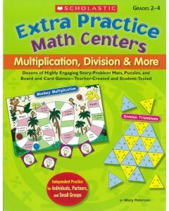 Extra Practice Math Centers