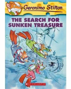 Geronimo Stilton #25: Search For Sunken Treasure