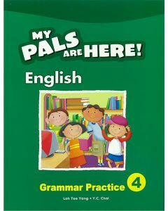 My Pals are Here! English Grammar Practice 4 (International Edition)