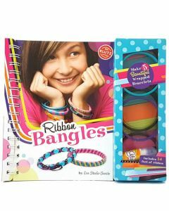 Ribbon Bangles (Ages 8+)