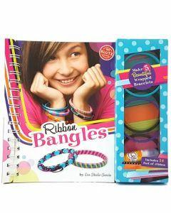 Ribbon Bangles (Ages 8+)
