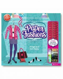 Paper Fashions Kit (Ages 8+)
