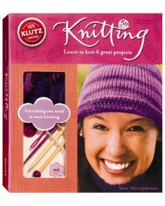 Knitting Kit (Ages 10+)