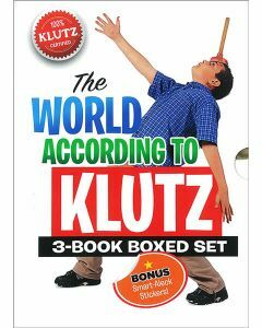 The World According To Klutz (3-Book Boxed Set)