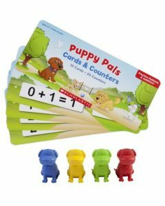 Puppy Pals Cards & Counters (Ages 3+)