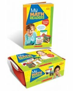 My Math Readers Class Tub (Pre-K to Year 1)