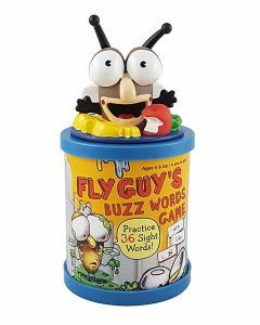 Fly Guy's Buzz Words Game (Ages 4+)