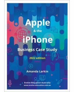 [Pre-order] Apple & the iPhone Business Case Study 2022 Edition [Due late Oct 2021]