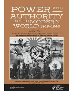 Power and Authority in the Modern World 1919-1946 (2018 edition)