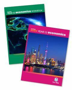 [Pre-order] Year 12 Economics 2020 Pack (Textbook + Workbook) [Due Oct 2019]