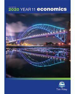 [Pre-order] Year 11 Economics Textbook 2020 [Due Nov 2019]