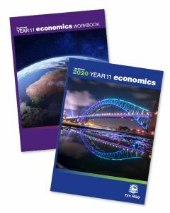 [Pre-order] Year 11 Economics 2020 Pack (Textbook + Workbook) [Due Nov 2019]