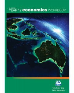 [Pre-order] Year 12 Economics Workbook 5th Edition [Due Oct 2019]