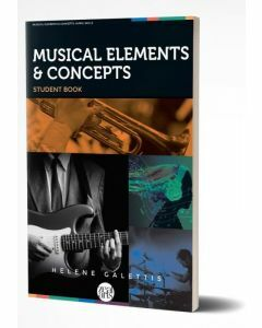 Musical Elements & Concepts: Aural Skills Student Book (Print & Digital)