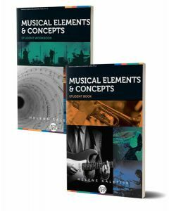 Musical Elements & Concepts Bundle (Text/Workbook/eBook)