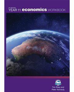 [Pre-order] Year 11 Economics Workbook 5th Edition [Due Nov 2019]