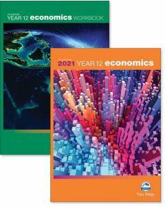 Year 12 Economics 2021 Pack (Textbook + Workbook)