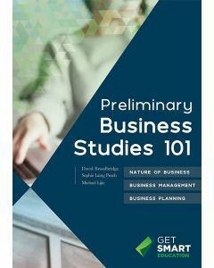 [Pre-order] Preliminary Business Studies 101 [Due mid-Term 4 2019]