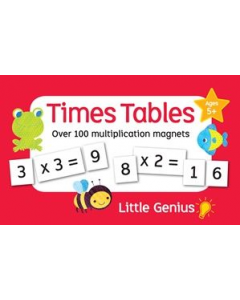 Time Tables Little Genius
