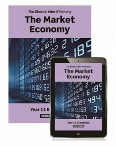 [Pre-order] The Market Economy 2022 Student Book with eBook [Due Dec 2021]