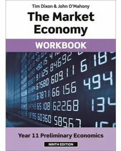[Pre-order] The Market Economy Workbook 9th Edition [Due Dec 2021]