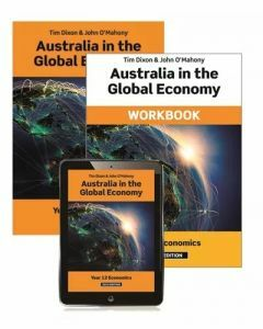 Australia in the Global Economy 2022 Student Book, eBook and Workbook