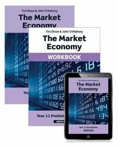 [Pre-order] The Market Economy 2022 Student Book, eBook and Workbook [Due Dec 2021]