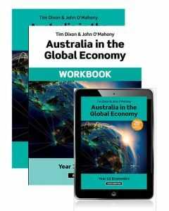 [Pre-order] Australia in the Global Economy 2020 Student Book with Reader+ and Workbook [Due Oct 2019]