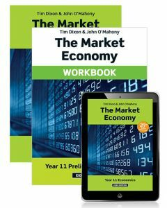[Pre-order] The Market Economy 2020 Student Book, eBook and Workbook [Due Dec 2019]