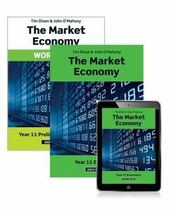 The Market Economy 2021 Student Book, eBook and Workbook