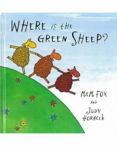 Where is the Green Sheep? (Hardcover)