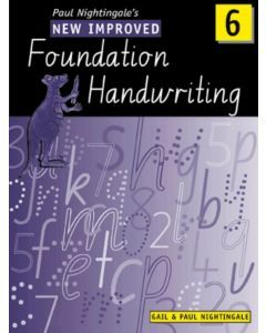 New Improved Foundation Handwriting NSW Year 6