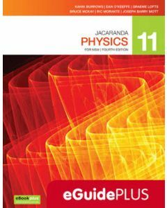 Jacaranda Physics 11 4E for NSW eGuidePLUS (Teacher Access Code)