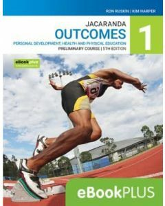 Jacaranda Outcomes 1 Preliminary 5E eBookPLUS (Access Code)