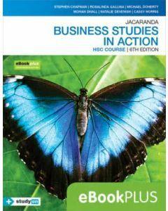Jacaranda Business Studies in Action HSC 6E eBookPLUS + StudyON (Access Code)