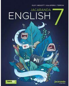 Jacaranda English 7 learnON & Print
