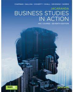 Jacaranda Business Studies in Action HSC 7e Print & learnON