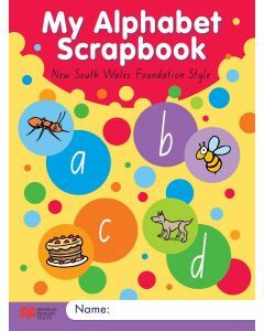 My Alphabet Scrapbook NSW