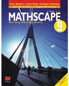 Mathscape 9 (5.1-5.2)