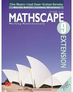 Mathscape 9 Extension (5.1-5.3)