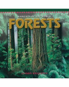Habitats of the World Years K to 2: Forests