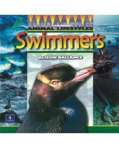 Longman Animal Lifestyles: Swimmers