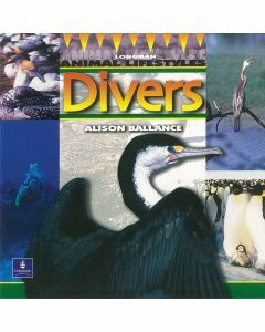 Longman Animal Lifestyles: Divers