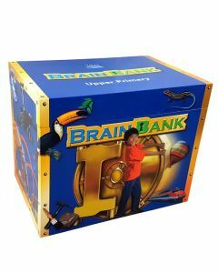Brain Bank Blue Upper Primary