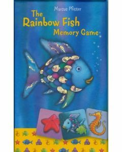 Rainbow Fish Memory Game