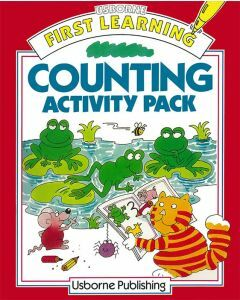 Usborne First Learning Counting Activity Pack